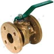 Ball Valves Flange Bronze DZR