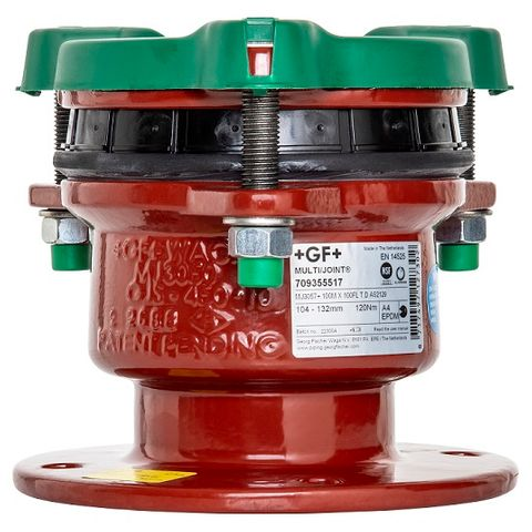 WAGA Multi Joint Coupling Adaptor Flanges