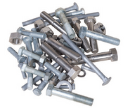 M16 x  75 Stainless Steel 316 Bolt, Nut & Washers
