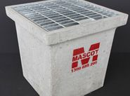 Glass Reinforced Cement Pit and Grates