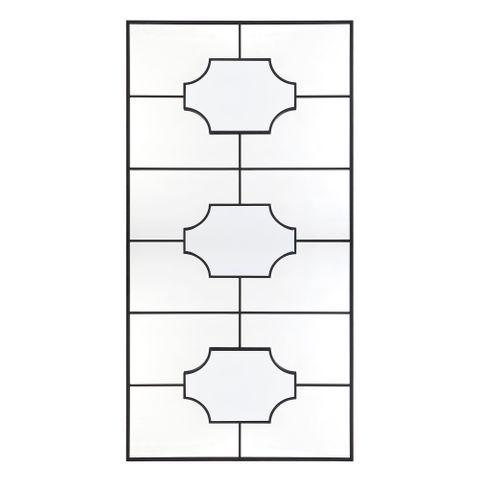 Boyd Floor Mirror - Black