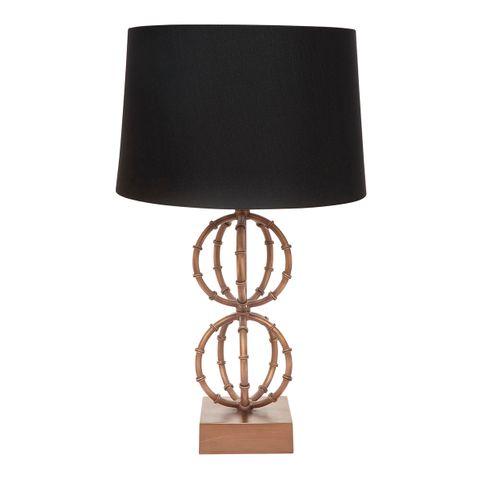 Lela Table Lamp - Gold