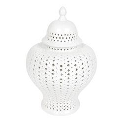 Minx Temple Jar White Range