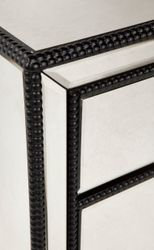 Brentwood Mirrored Bedside Table - Large