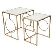 Melrose Nesting Side Tables