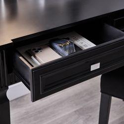 Merci Console Table - Black