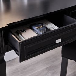 Merci Console Table - Black