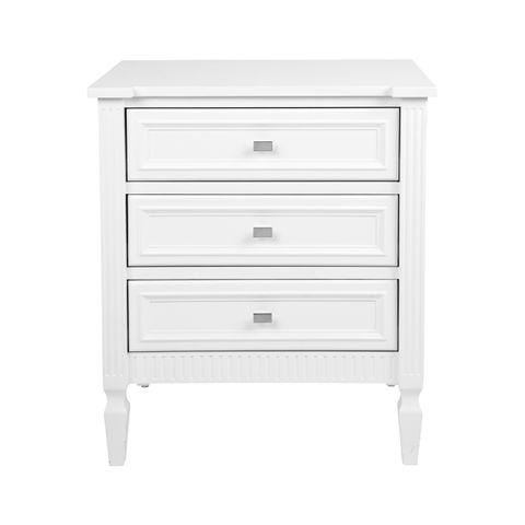 Merci Bedside Table - Large White