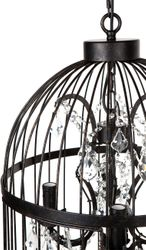 Macaw Chandelier - 8 Arm