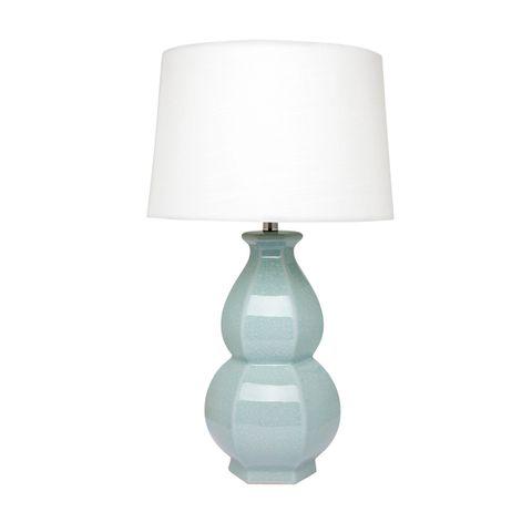 Erica Table Lamp - Duck Egg Blue