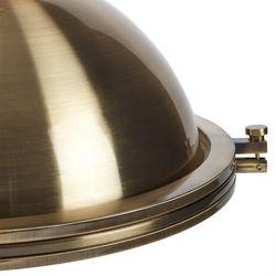 Kaiden Pendant - Brushed Brass