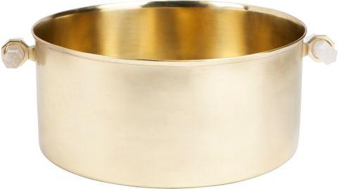 Paxton Champagne Bucket - Brass