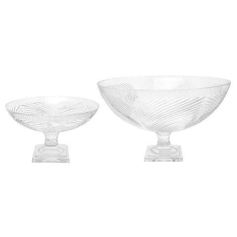 Copacabana Glass Fruit Bowl Range