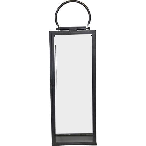 Bondi Lantern - Extra Large Black