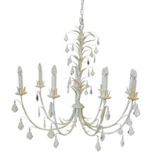 Ophelia Chandelier - 8 Arm