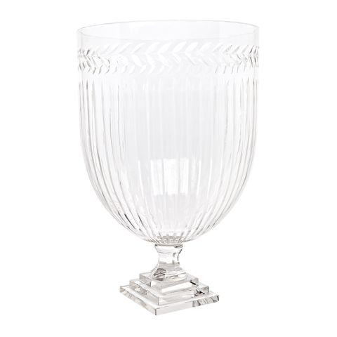 Laurent Glass Vase