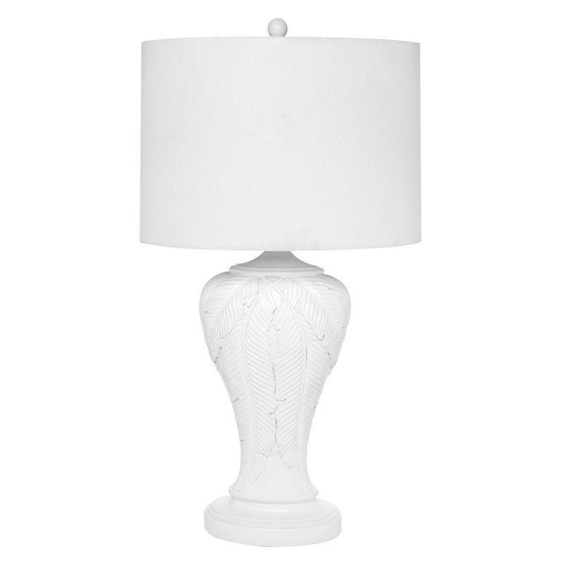 Martinique Table Lamp - White