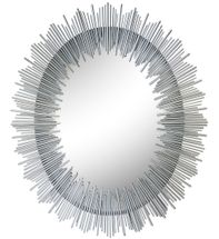 Franklin Mirror - Antique Silver