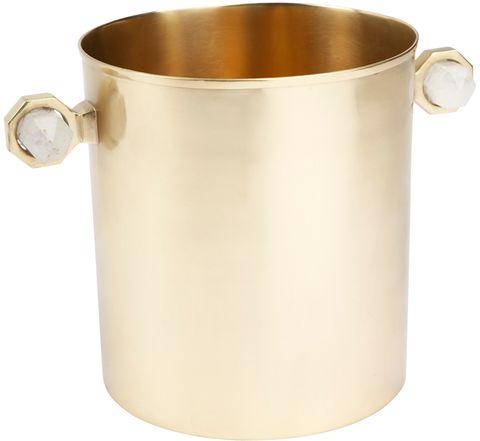 Paxton Wine Cooler - Brass
