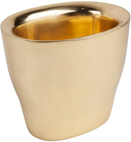 Revival Ice Bucket - Brass