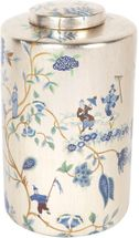 Chinois Temple Jar - Medium