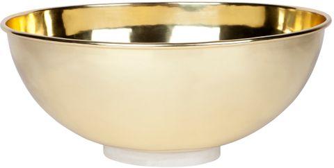 Alma Champagne Bucket - Brass
