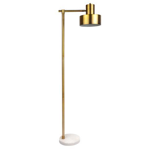 Marlin Floor Lamp - Gold