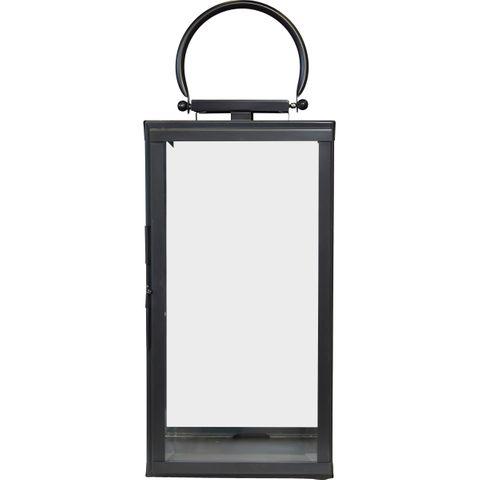 Bondi Lantern - Large Black