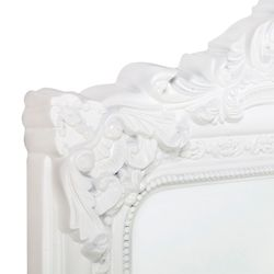 Elizabeth Wall Mirror - White