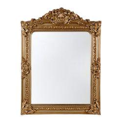 Elizabeth Wall Mirror - Antique Gold