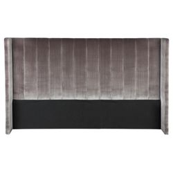 Central Park Charcoal Bedhead Range
