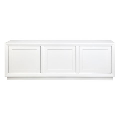 Balmain Oak Buffet - Large White