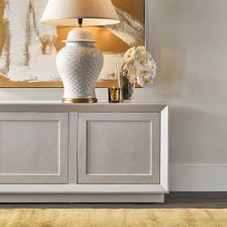 Balmain Oak Buffet - Large White