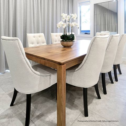 London Dining Chair - Natural