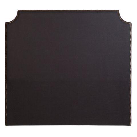 Serena Queen Bedhead - Black Linen
