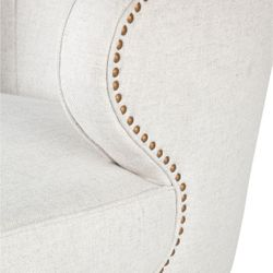 Hallie Occasional Chair - Natural Linen