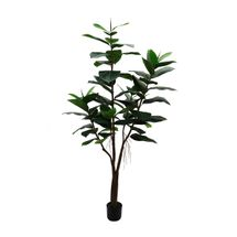 Rubber Artificial Tree -180cm