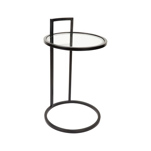 Maxie Side Table - Black
