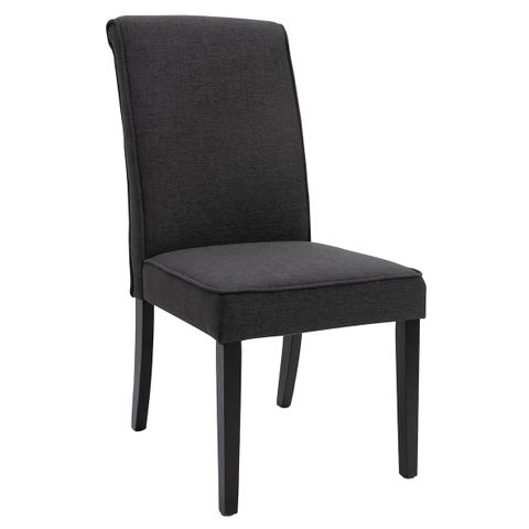 Syne Dining Chair - Charcoal