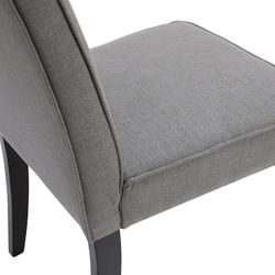 Syne Dining Chair - Light Grey