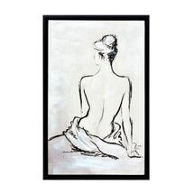 My Fair Lady Enhanced Canvas Print