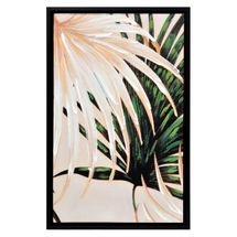 Tropical Oasis Enhanced Canvas Print