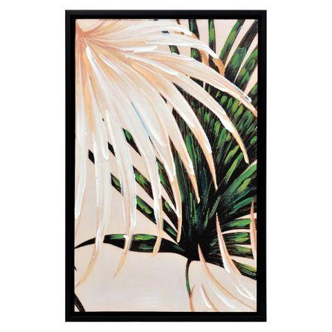 Tropical Oasis Enhanced Canvas Print