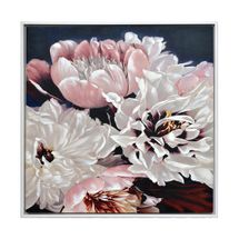 Blushing Bride Enhanced Canvas Print