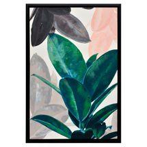 Silver Lining Enhanced Canvas Print