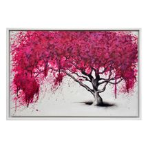 Wild Willow Enhanced Canvas Print