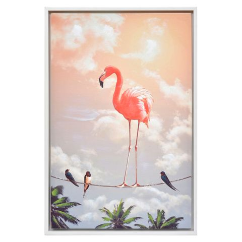 Fun and Fancy Free Enhanced Canvas Print