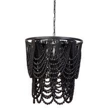 Bilgola Pendant - Black