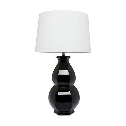 Erica Table Lamp - Black