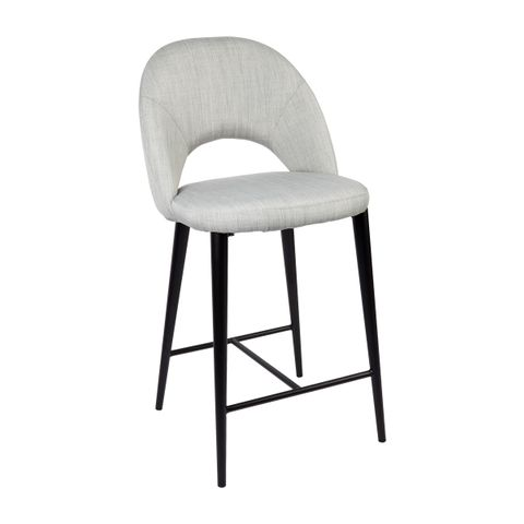 Austin Kitchen Stool - Grey